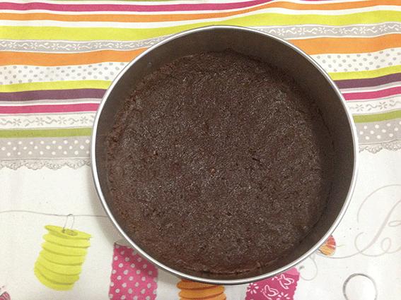 Base della torta
